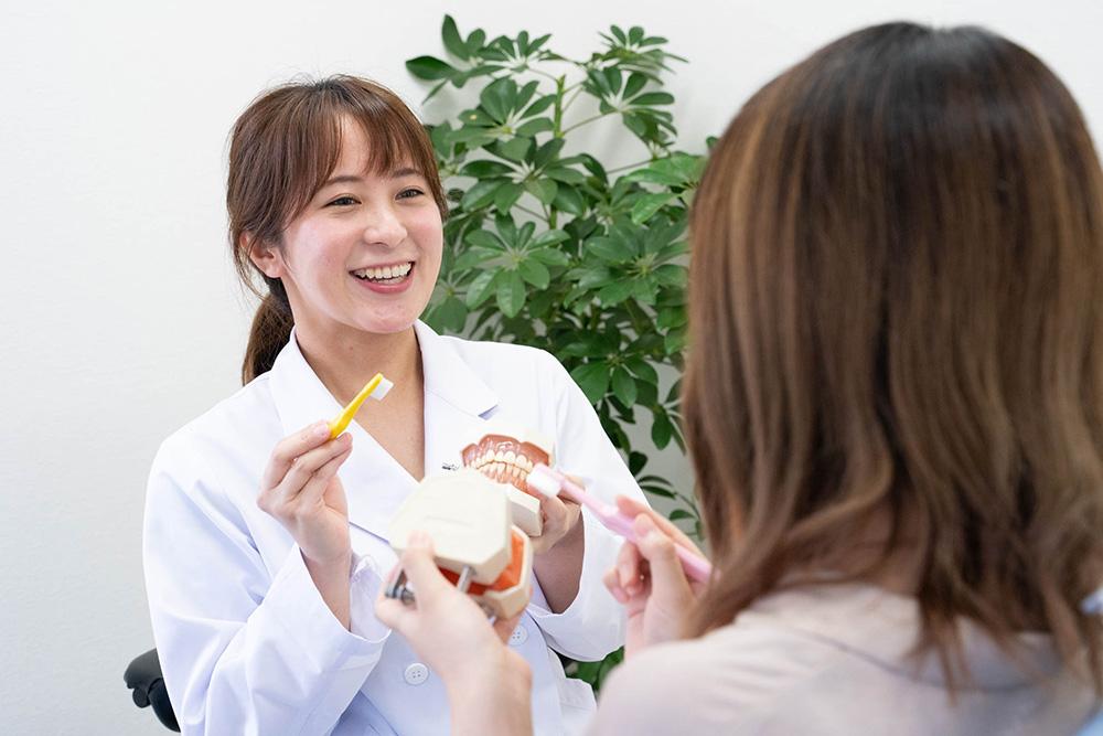 定期検診の推奨・予防