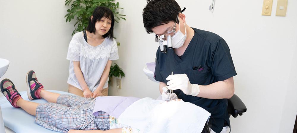 痛みの少ない歯科治療
